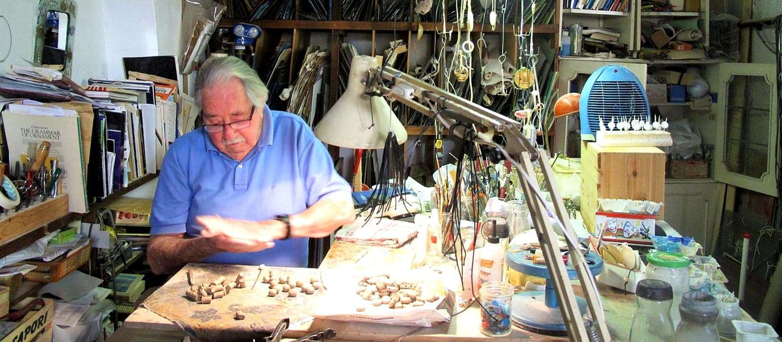 Italy artisans designers private tours