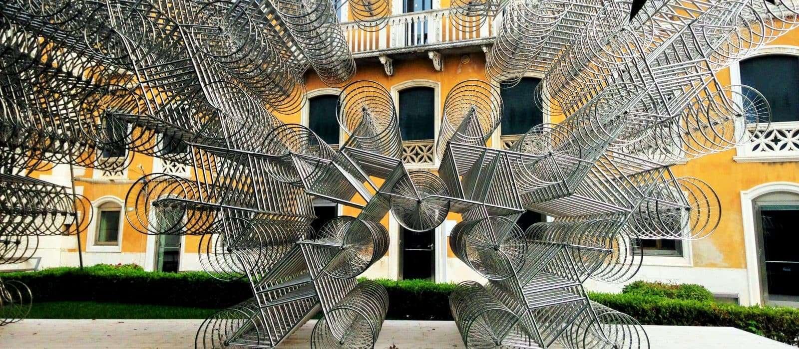 Venice Italy Contemporary modern art Biennale