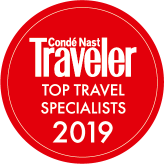 Conde Nast Traveller Top Travel Specialists 2019